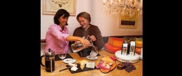 koffe kaas pairing