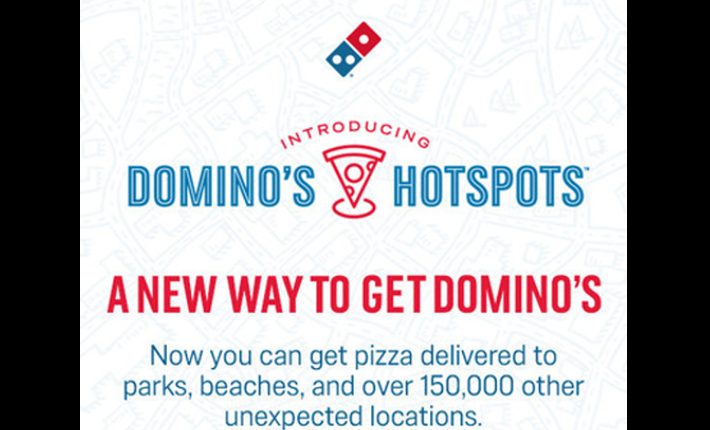 Domino's Hotspots®