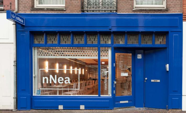 nNea in Amsterdam op plek 13 van 50 Top Pizza Europa 3