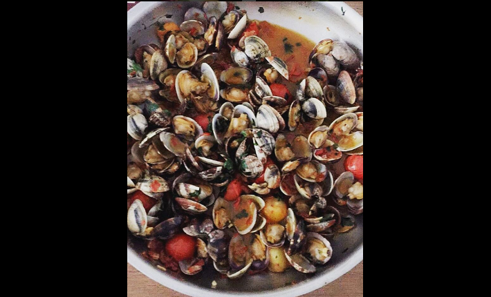 Pasta is back – like Pasta Vongole