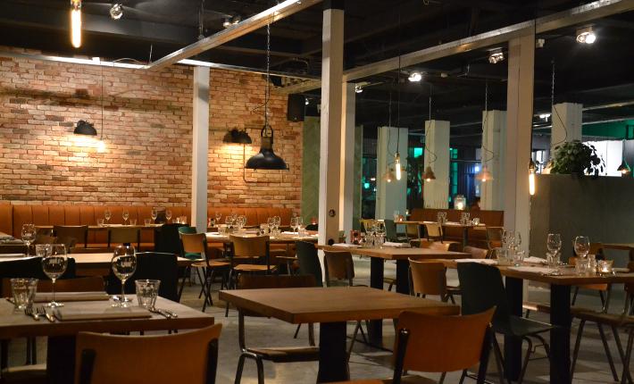 Familievriendelijk restaurant LEUK