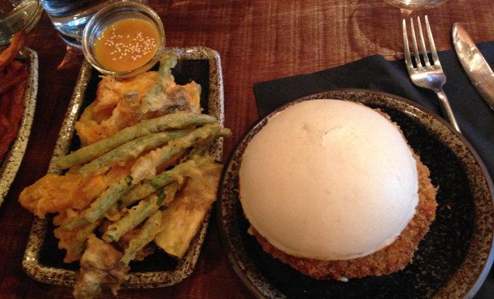 Siseng, de Asian Food Bar aan de Quai de Jemmapes in Parijs