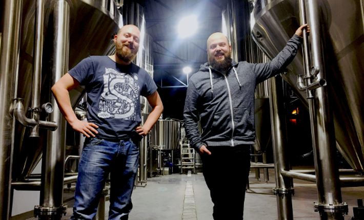 vandeStreek Broers in nieuwe brouwerij HT
